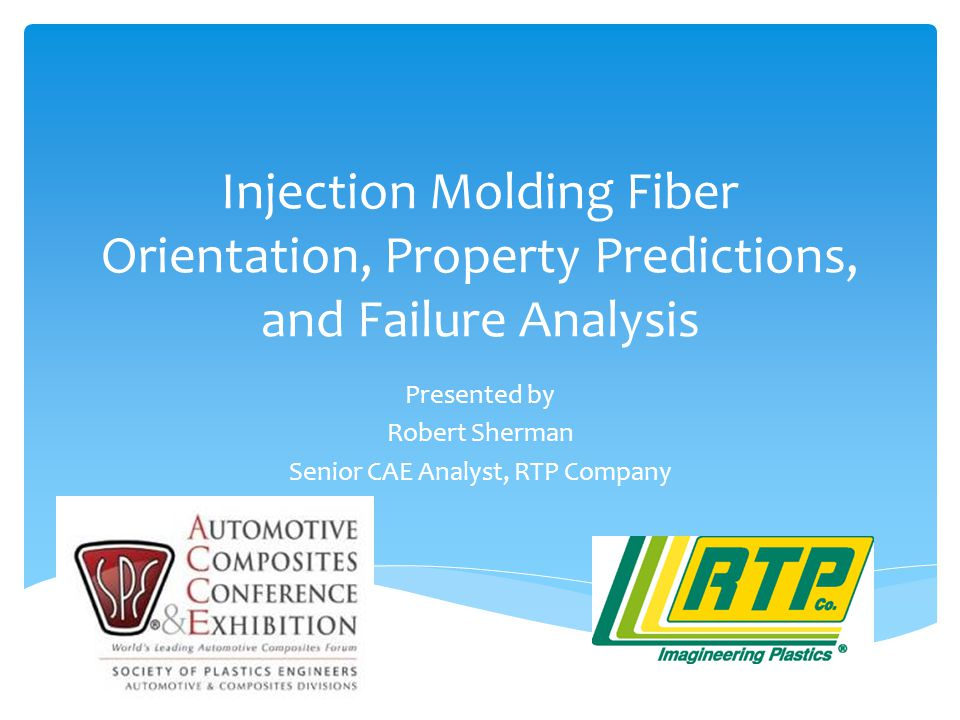o Qualitative validation can utilize microscopy o Made quantitative with shape recognition software o Micro tomography analysis (Skyscan) o Simpler (cheaper) method of validation needed for number of materials needing validation o Utilize tensile modulus predictions and measurements as first cut validation o Later confirm with flexural stiffness verification How Can We Validate Fiber Orientation ?