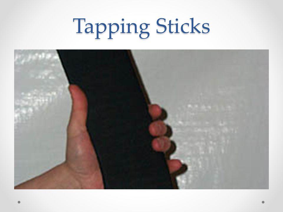 Tapping Sticks