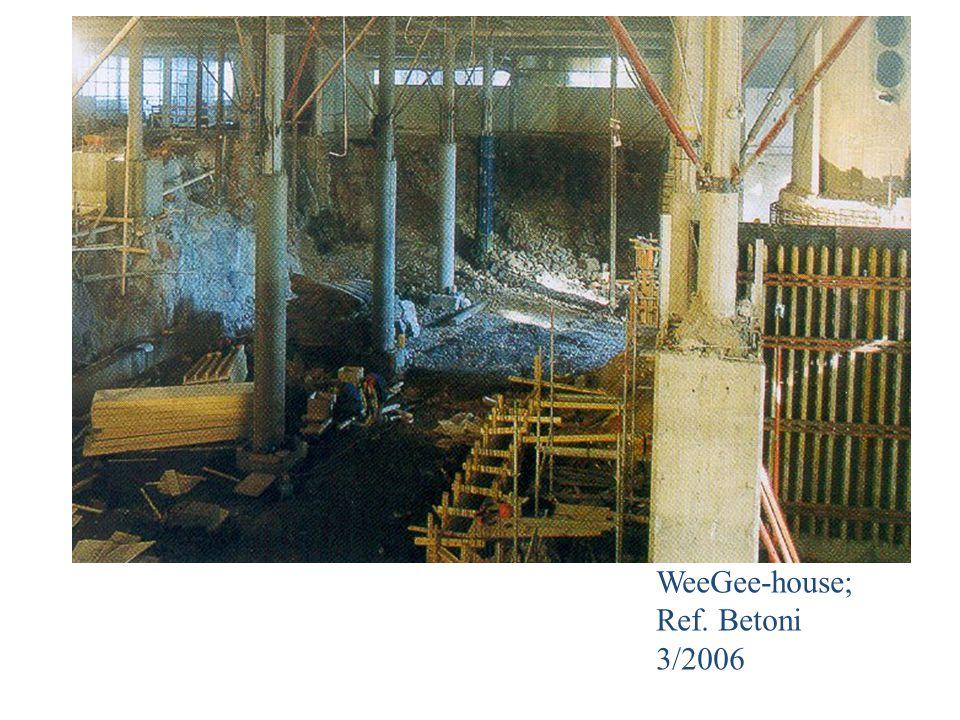 WeeGee-house; Ref. Betoni 3/2006