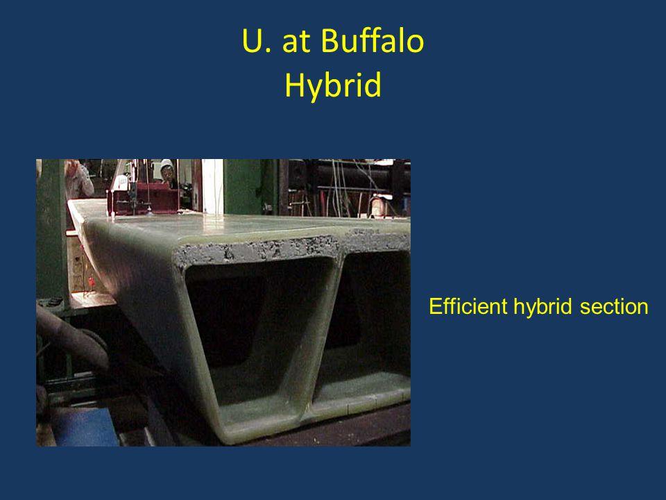 U. at Buffalo Hybrid Efficient hybrid section