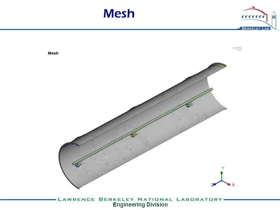 Engineering Division Mesh