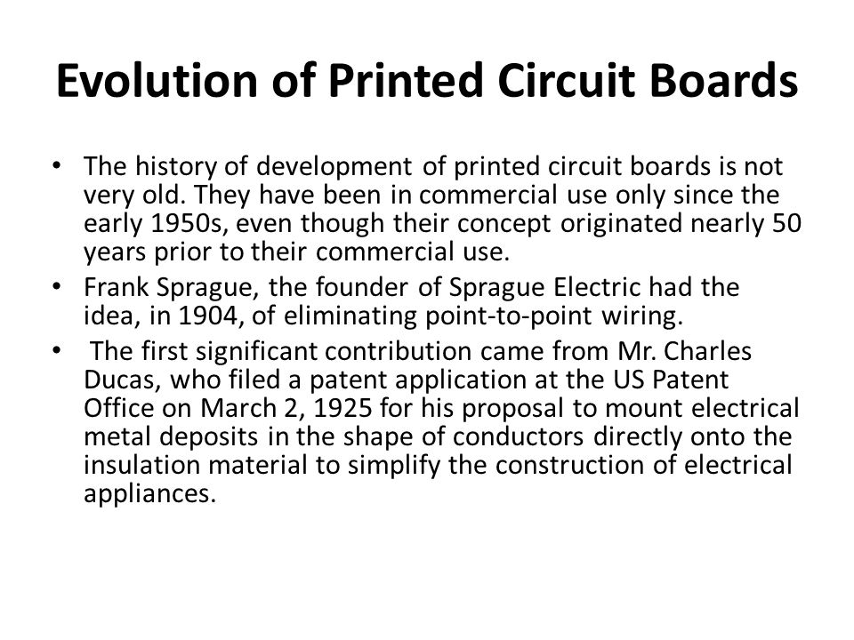 Not long ago, electronic products were designed and constructed entirely manually.