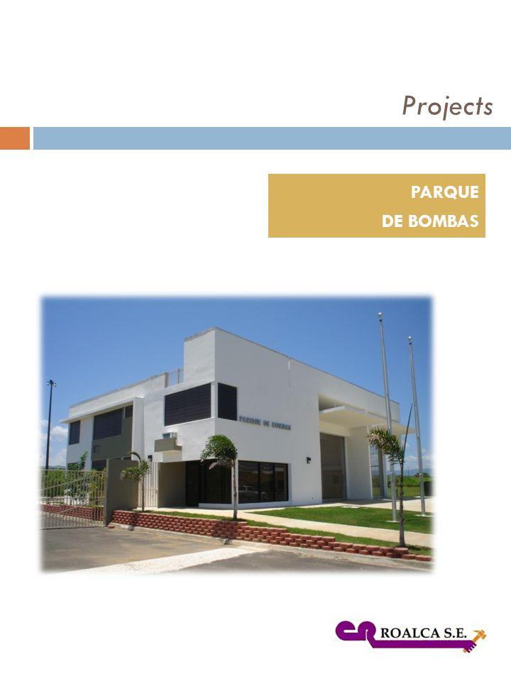 PARQUE DE BOMBAS Projects
