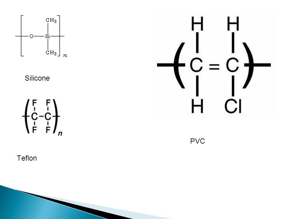 Silicone Teflon PVC