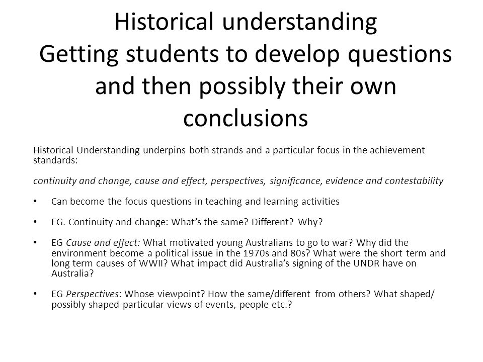 Year 8 Level Description The Ancient to the Modern World c. 650 - 1750