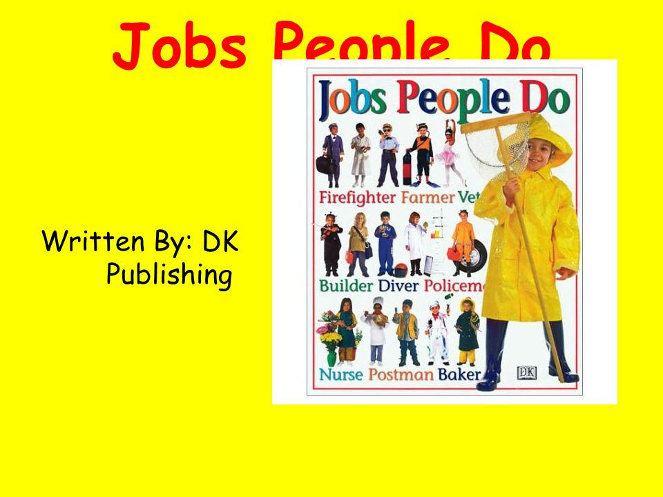 Career Day Written by: Anne Rockwell Illustrated by: Lizzy Rockwell