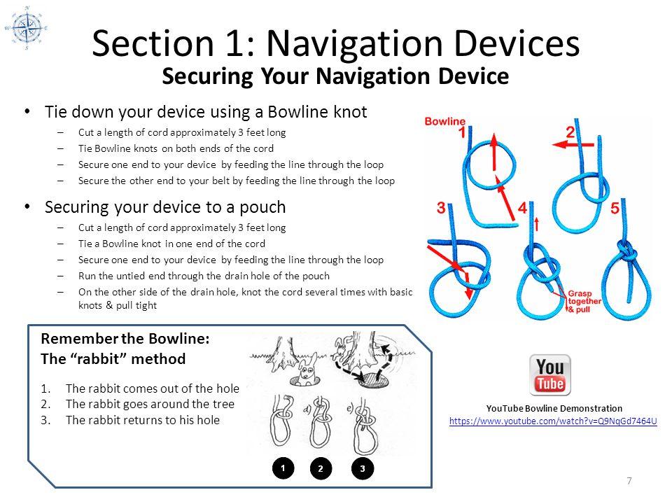 Section 4: Advanced Land Navigation Ver. 12162013 18