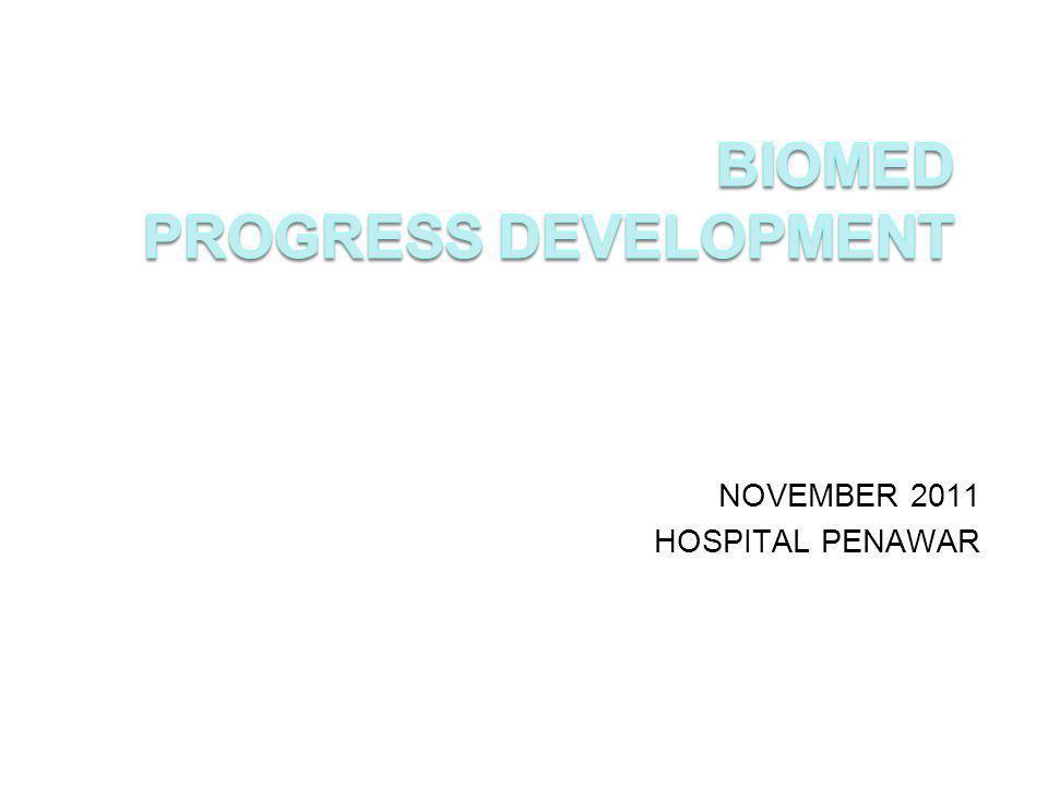 NOVEMBER 2011 HOSPITAL PENAWAR