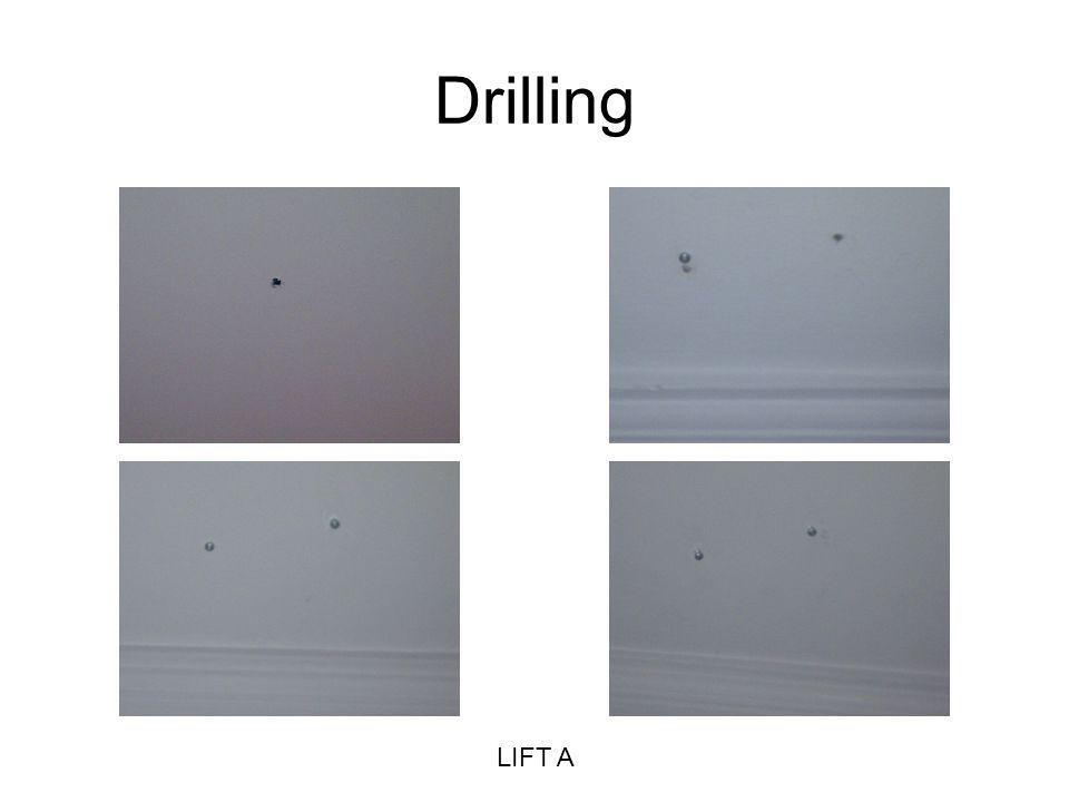 Drilling LIFT A