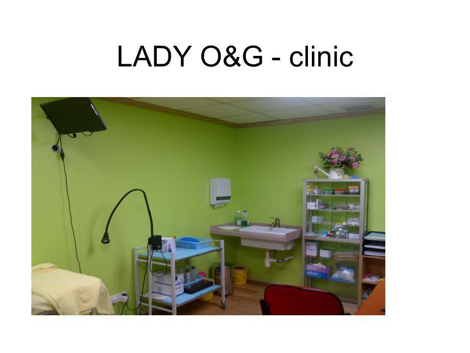 LADY O&G - clinic