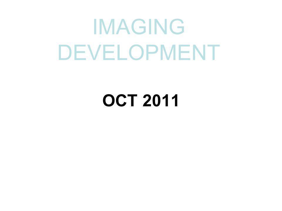 OCT 2011 IMAGING DEVELOPMENT