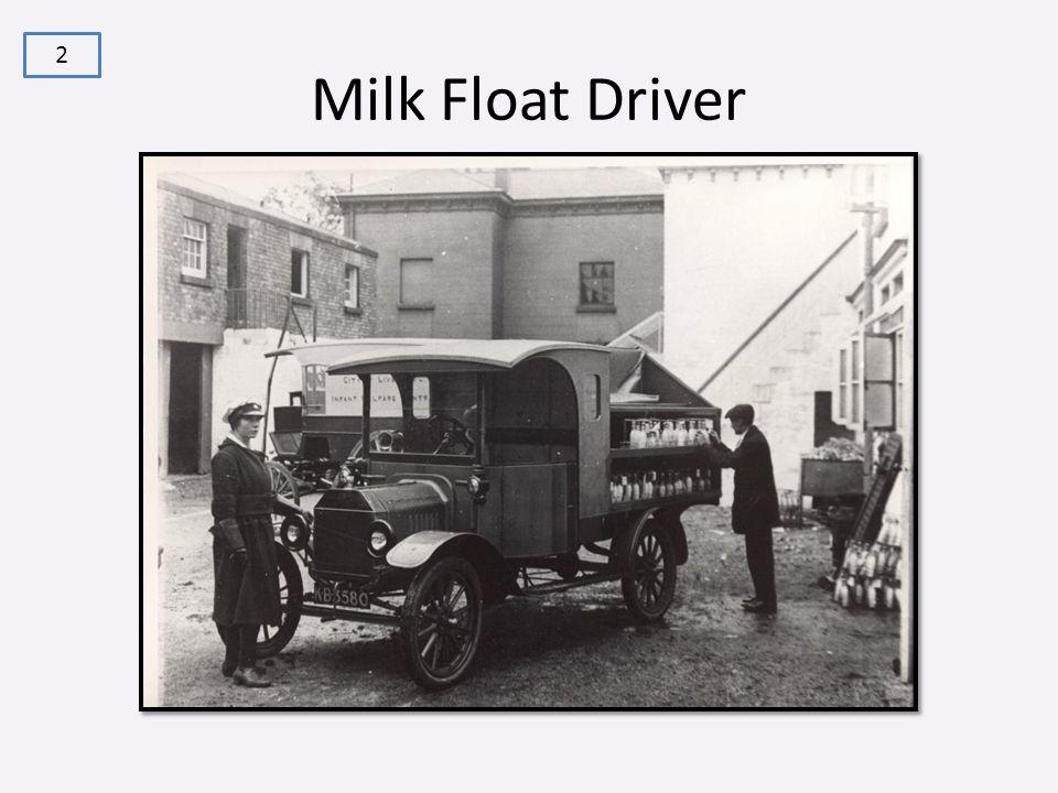 Milk Float Driver 2