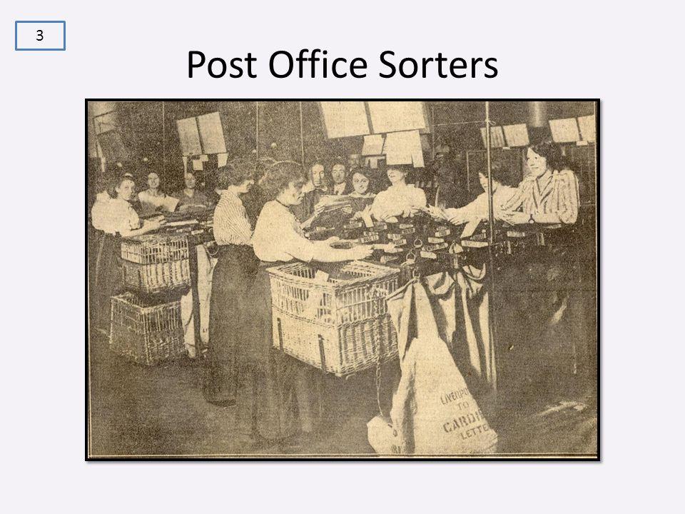 Post Office Sorters 3