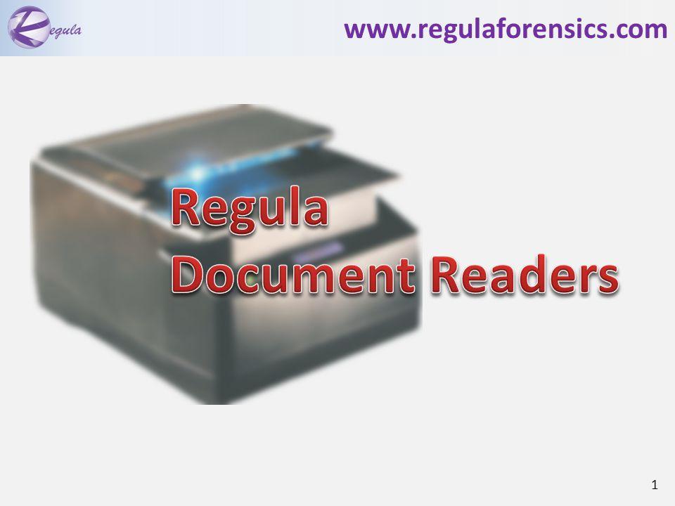 www.regulaforensics.com 1