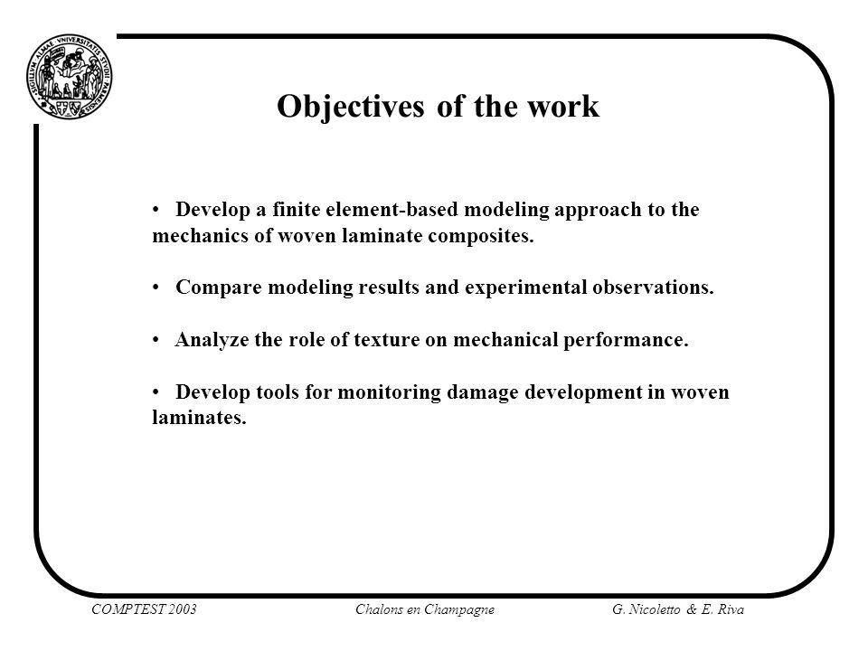 Related Modeling Work Analytical approach T.W.Chu et al (1983 - ) N.K.