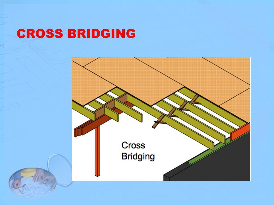 CROSS BRIDGING