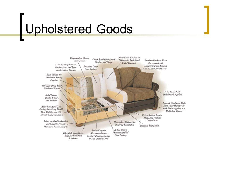 Upholstered Goods