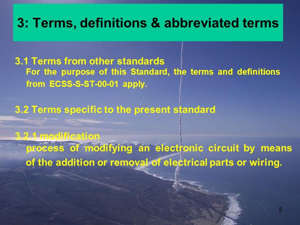 115 4.19 Quality assurance 4.19.3 Nonconformance a.