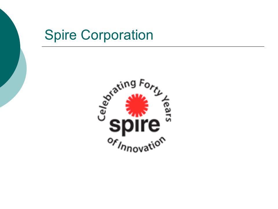 Spire Corporation