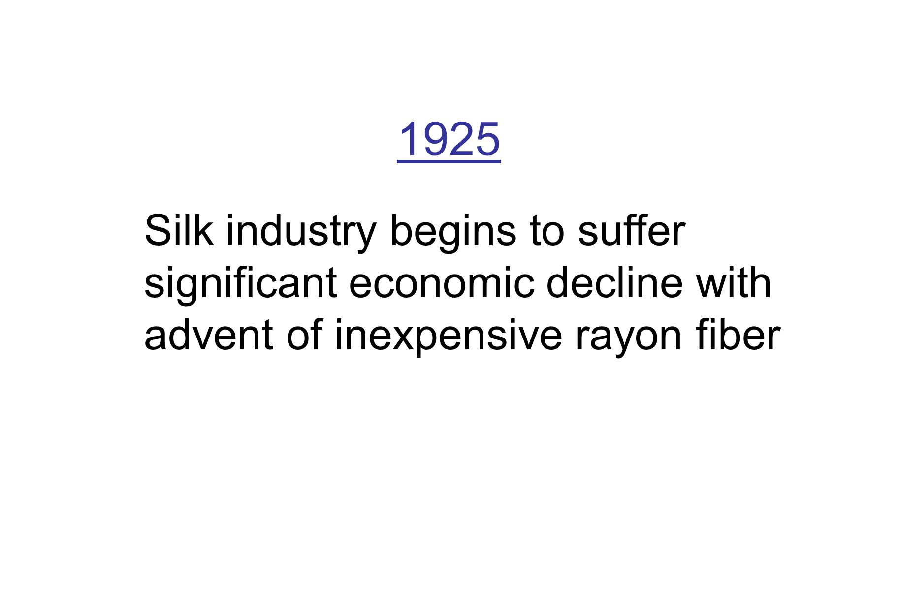 1932 Company forced into reorganization after stock market crash.