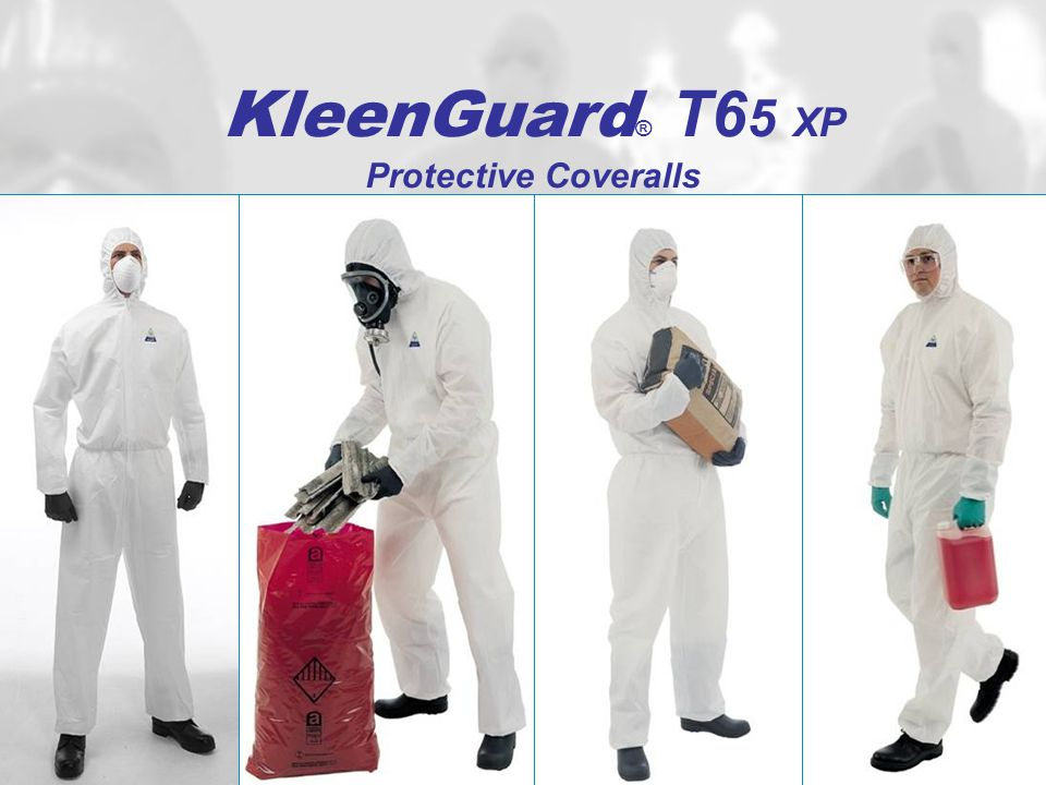 KleenGuard ® T6 5 XP Protective Coveralls