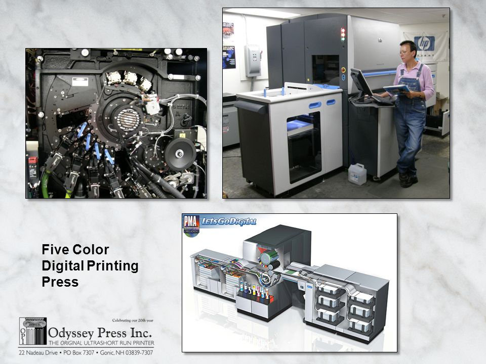 Pros & Cons of Digital Journal Printing