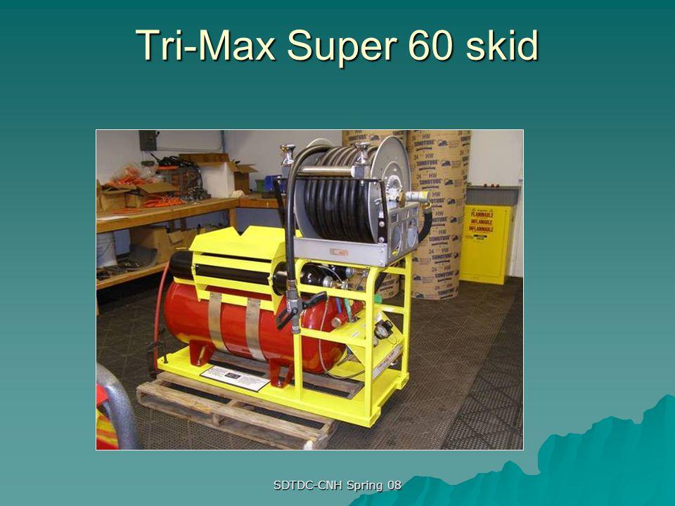 SDTDC-CNH Spring 08 Tri-Max Super 60 skid