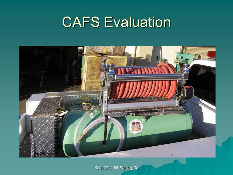 CAFS Evaluation