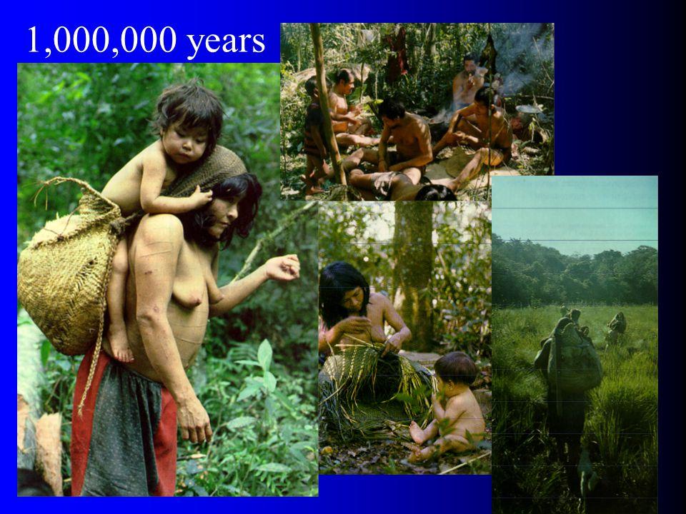 1,000,000 years