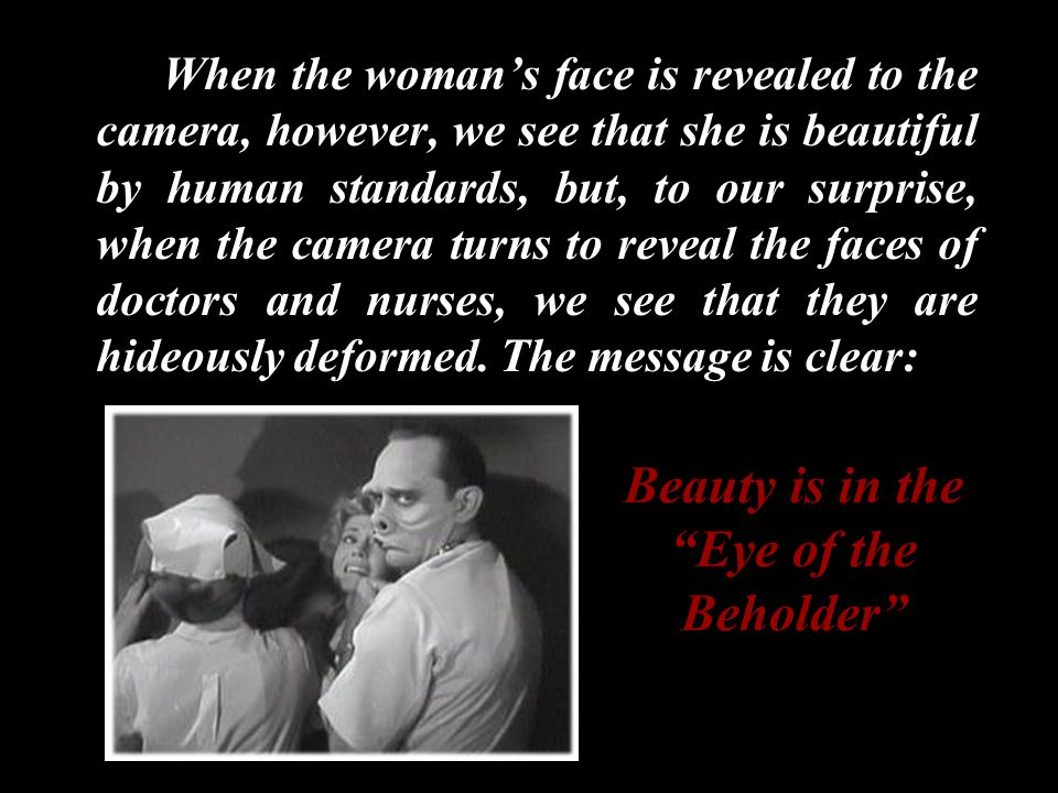 Beauty in women evolved in order to attract and hold the interest of men.