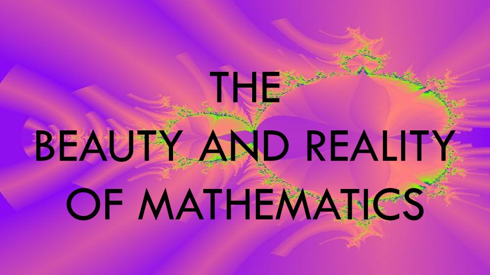 Mathematics and Architecture Both areas search for order and beauty- Mathematics in nature and architecture in construction.