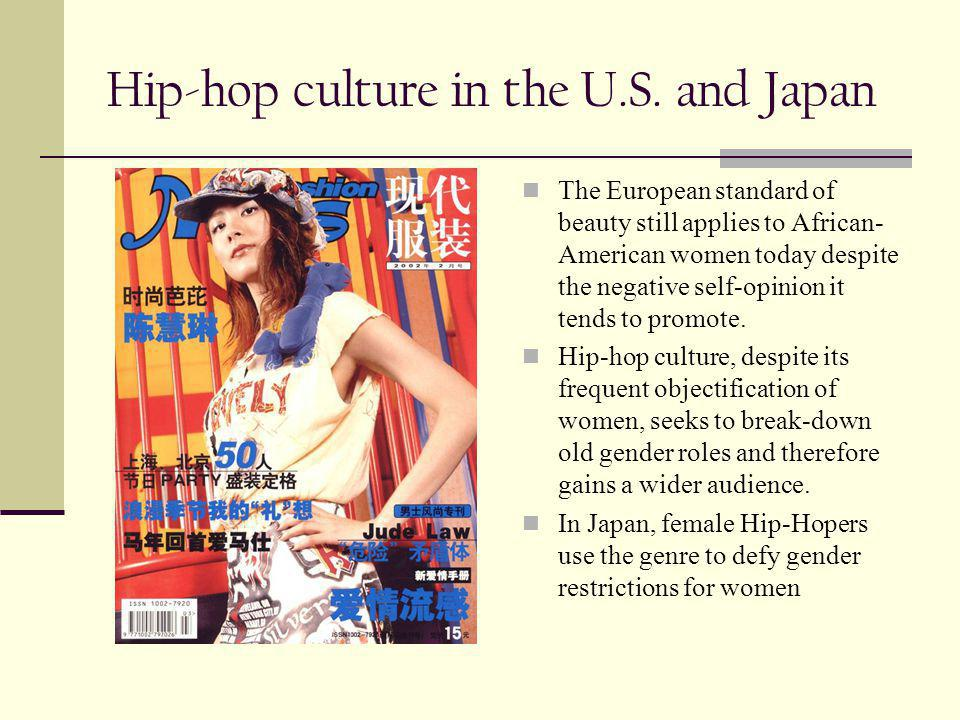 Hip-hop culture in the U.S.