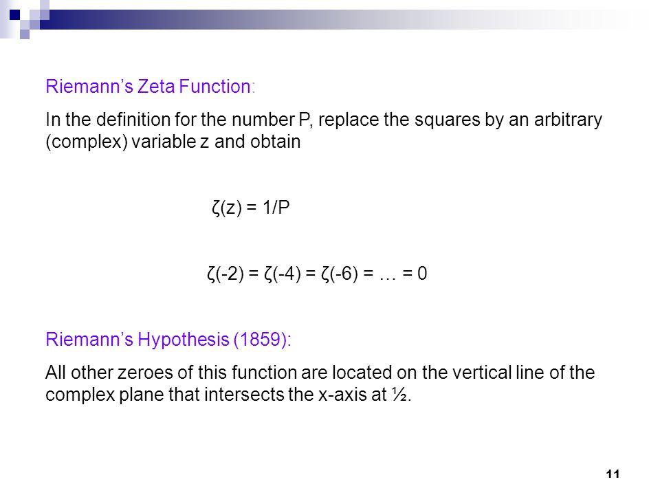 12 CONCLUSIONS 2: -Mathematics has magic.