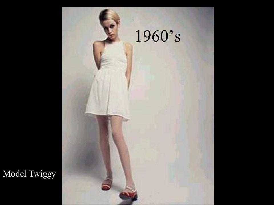1960s Model Twiggy