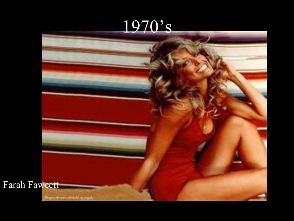 1970s Farah Fawcett