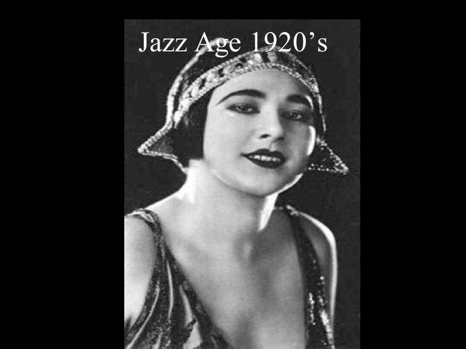 Jazz Age 1920s