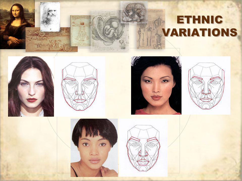 ETHNIC VARIATIONS