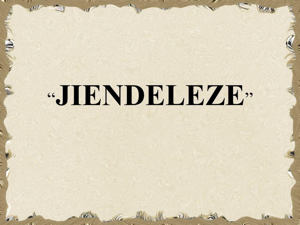 JIENDELEZE