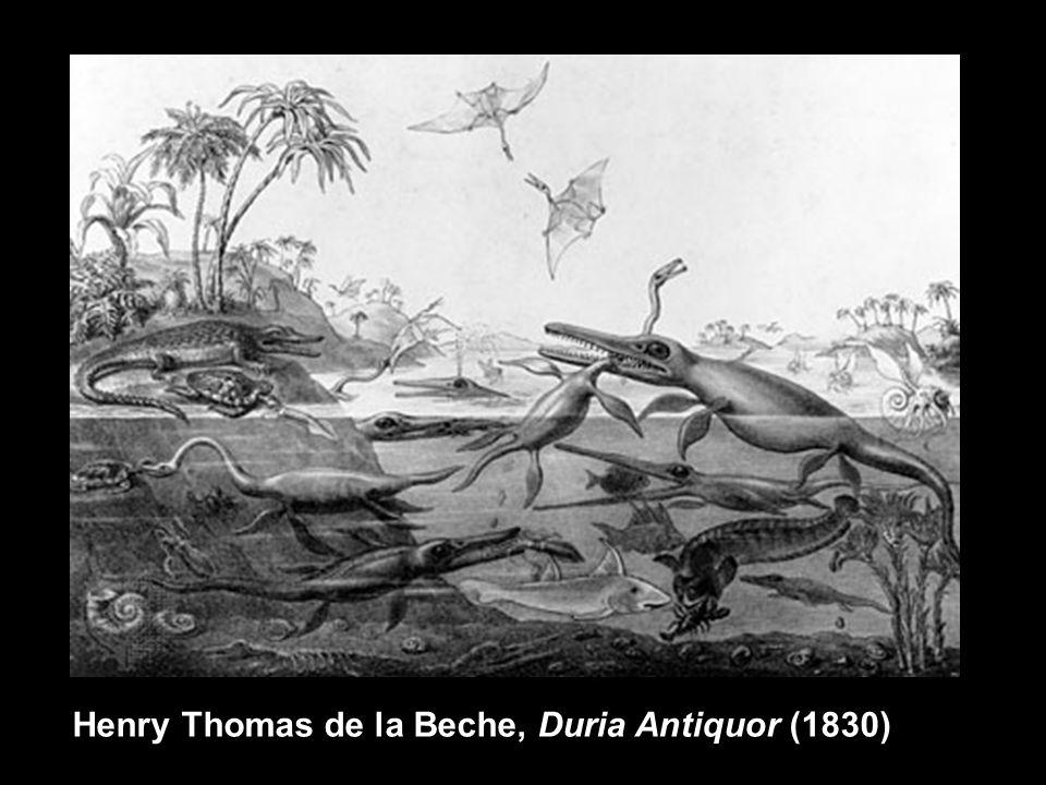 Henry Thomas de la Beche, Duria Antiquor (1830)