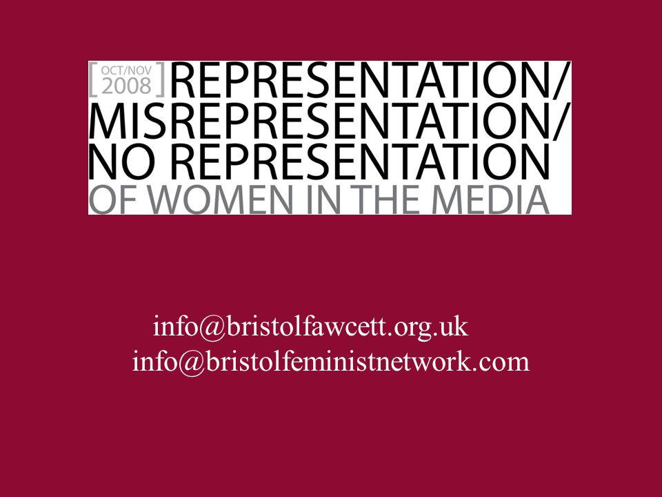 info@bristolfawcett.org.uk info@bristolfeministnetwork.com