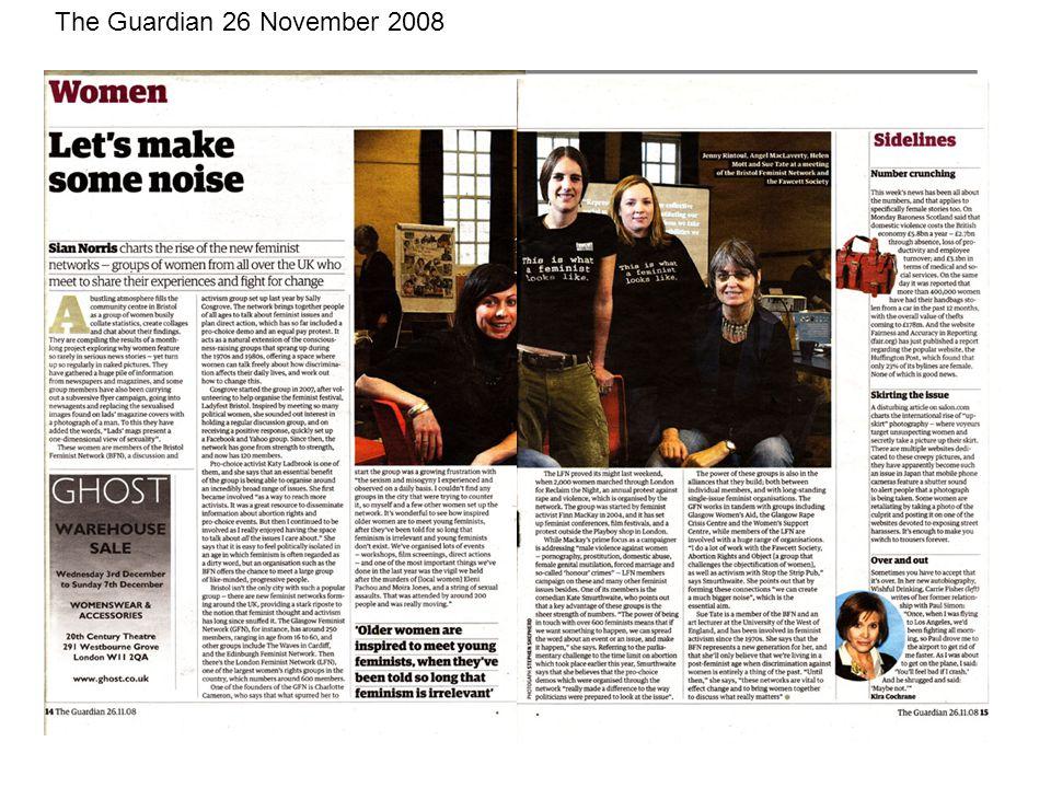 ______________ The Guardian 26 November 2008