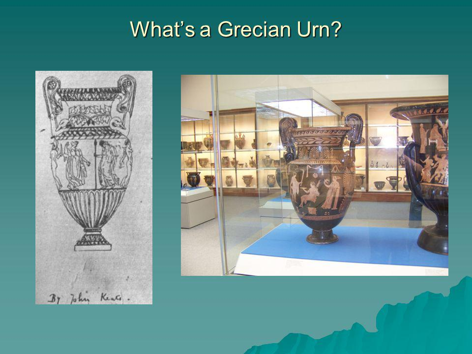 Whats a Grecian Urn
