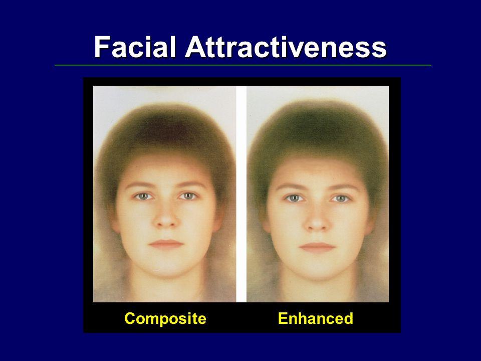 Facial Attractiveness CompositeEnhanced