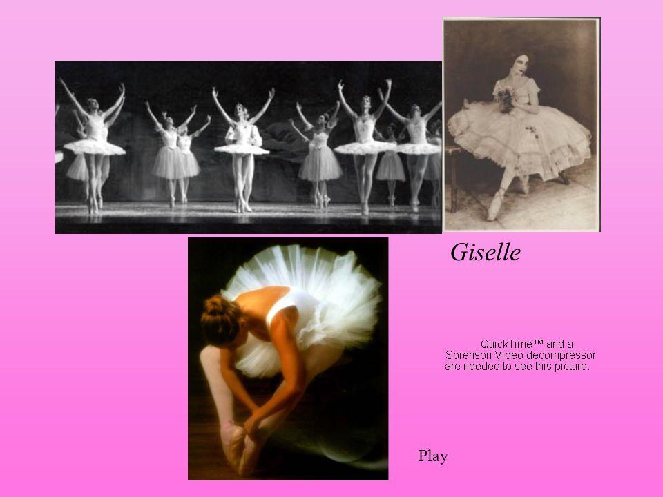 Giselle Play