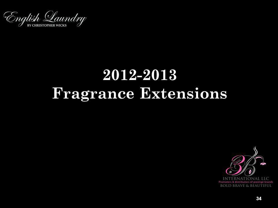 2012-2013 Fragrance Extensions 34