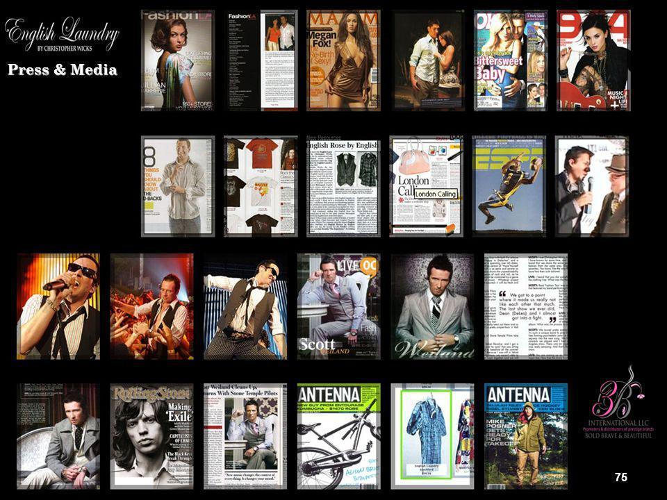 Press & Media 75