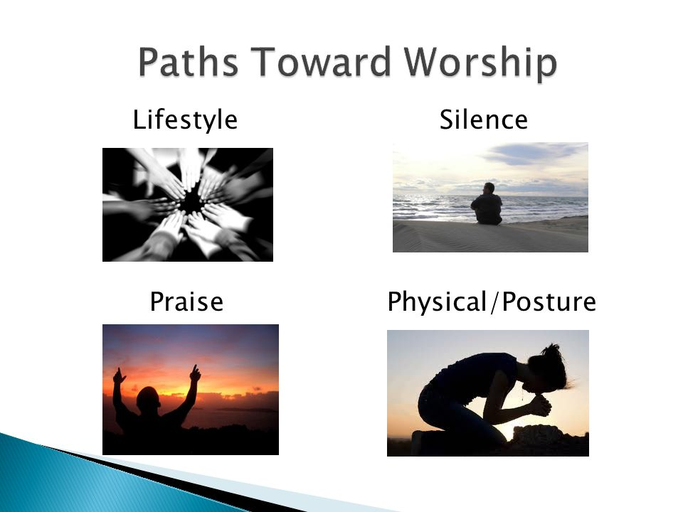 LifestyleSilence PraisePhysical/Posture