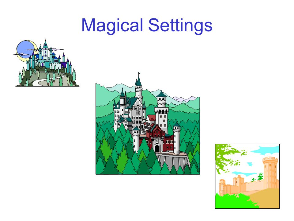 Magical Settings