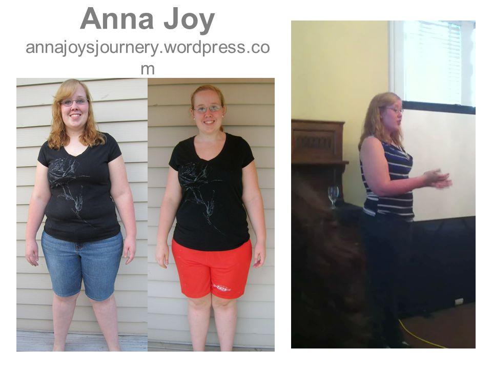 Anna Joy annajoysjournery.wordpress.co m