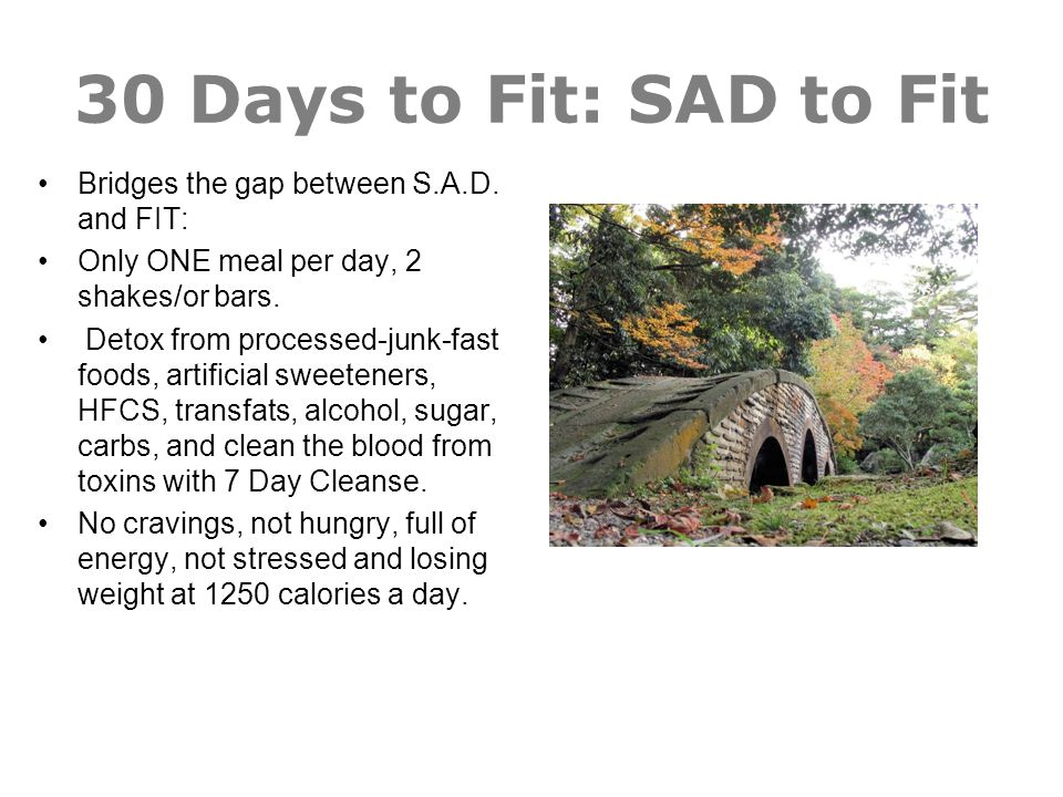 30 Days to Fit: Detox Food Allergies Dr.